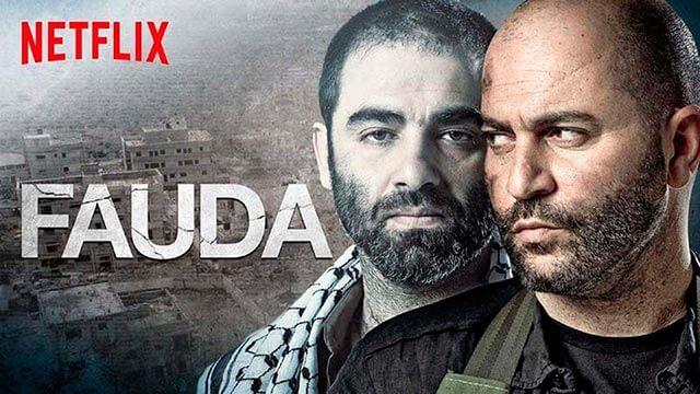Netflixs Fauda poster
